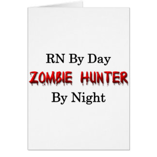 RN/Zombie Hunter Card