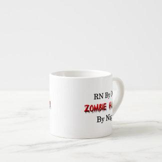 RN/Zombie Hunter Espresso Cup