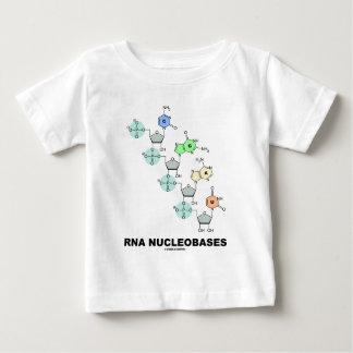 RNA Nucleobases (Biochemistry) Baby T-Shirt