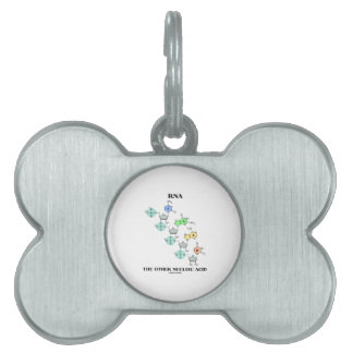 RNA The Other Nucleic Acid (Chemical Structure) Pet Tag