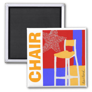RNC Chair Magnet
