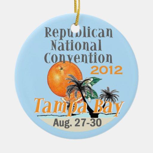 RNC Convention Ornament