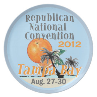 RNC Convention Plate