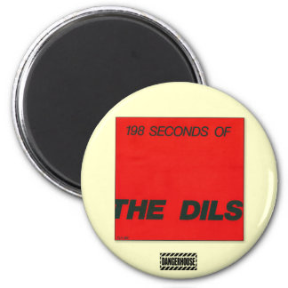 Rnd. Magnet Dils 198 Seconds Dangerhouse