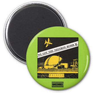 Rnd. Magnet Weirdos Neutron Bomb  Dangerhouse