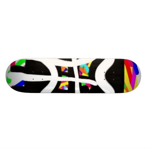 Rndm Rnbw Skate Deck