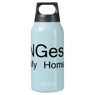 RNGesus is my Homeboy Insulated Water Bottle