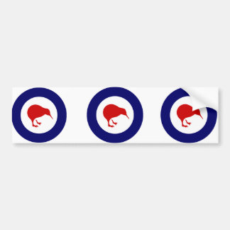 Rnzaf roundel, New Zealand Bumper Sticker
