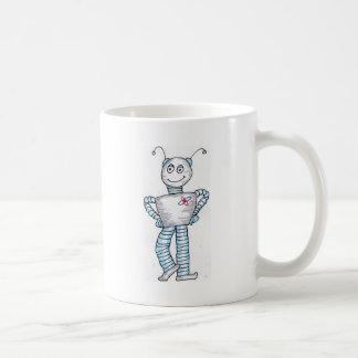 Ro bott coffee mug