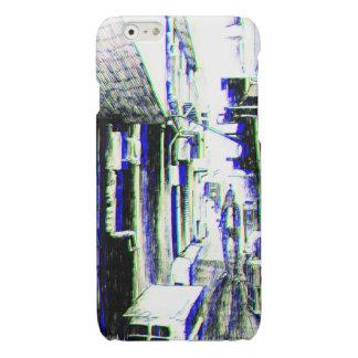 ro ji u and others white glossy iPhone 6 case