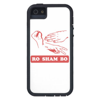 Ro Sham Bo Cover For iPhone 5