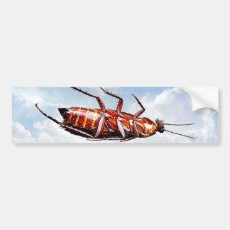Roach Alone - Bumper Sticker