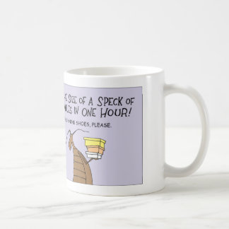 Roach baby fun fact coffee mug