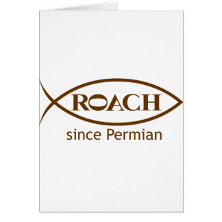 roach greeting cards