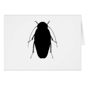 Roach Illustration Card