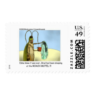 Roach Infidelity Funny Gifts, Tees, & Collectibles Postage