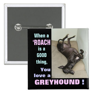 Roach Love Button