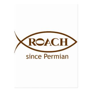 roach post card