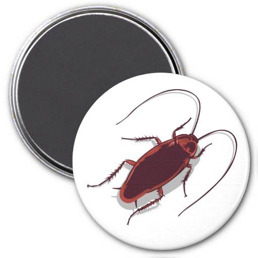 Roach! Refrigerator Magnets