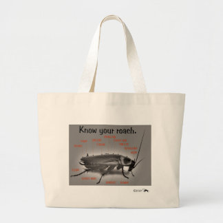 RoachWear Canvas Bags