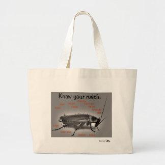 RoachWear Large Tote Bag