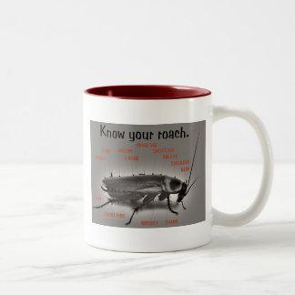 RoachWear Coffee Mugs