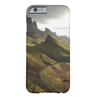 Road ascending The Quiraing, Isle of Skye, Barely There iPhone 6 Case