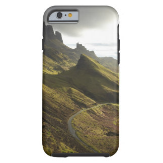 Road ascending The Quiraing, Isle of Skye, Tough iPhone 6 Case