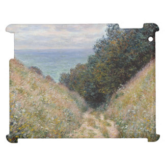 Road at La Cavee Pourville by Claude Monet Cover For The iPad 2 3 4