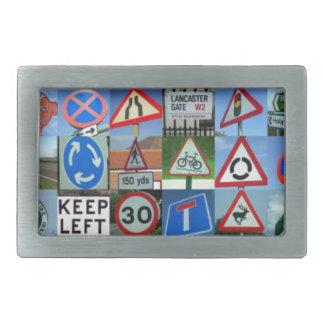 road belt buckles