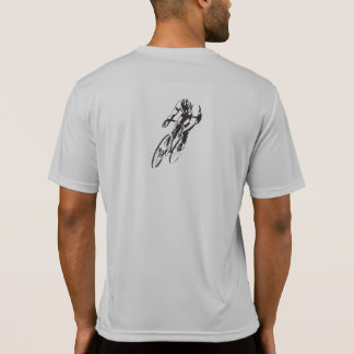 Road Bicycle Racer Back T Shirts