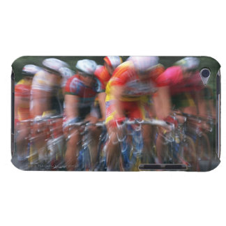 Road bicycle racing barely there iPod cover