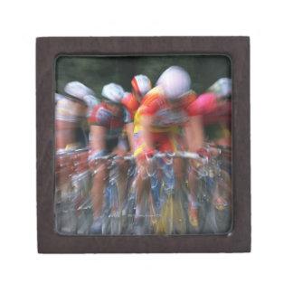 Road bicycle racing gift box