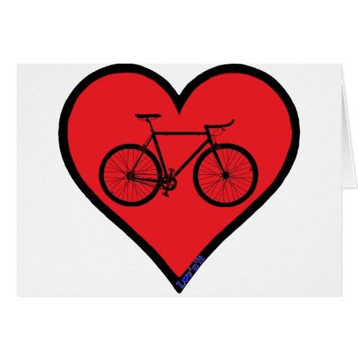 road bike card
