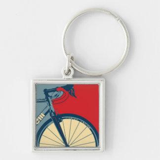 Road Bike keychain