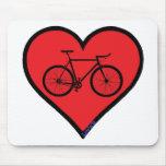 road bike mouse pad