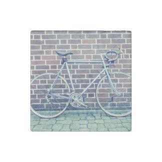 road bike stone magnet