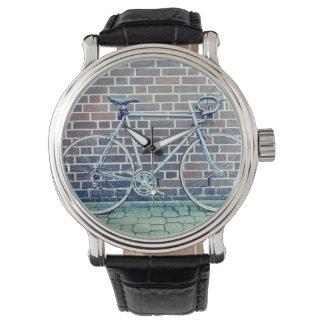 road bike wristwatch
