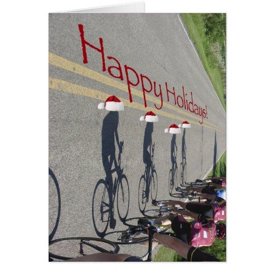 Road Biking! Card