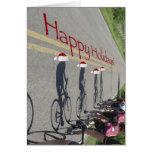 Road Biking! Cards