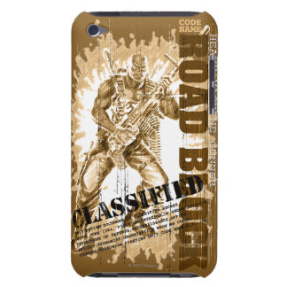 Road Block Classified Case-Mate iPod Touch Case
