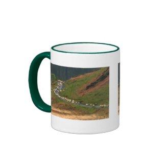 Road Block Mug mug