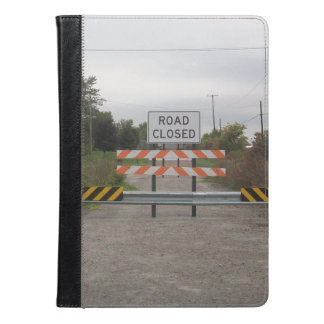 Road Closed iPad Air Case