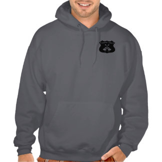 Road Crew Hooded Pullover