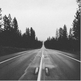 road cutout