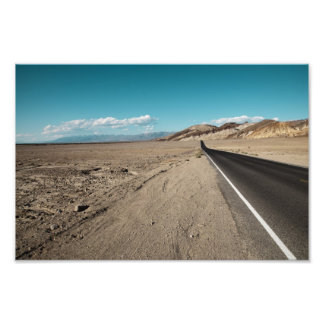 Road Death Valley Photo Print