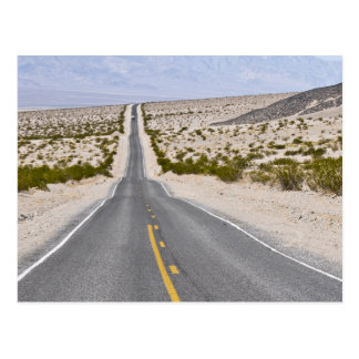 Road Death Valley Post Card