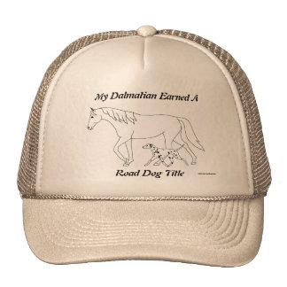 Road Dog Title Hats