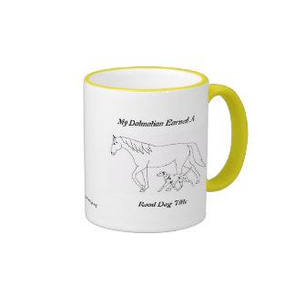 Road Dog Title Ringer Mug