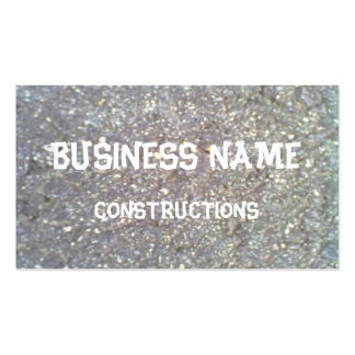 Road Double-Sided Standard Business Cards (Pack Of 100)